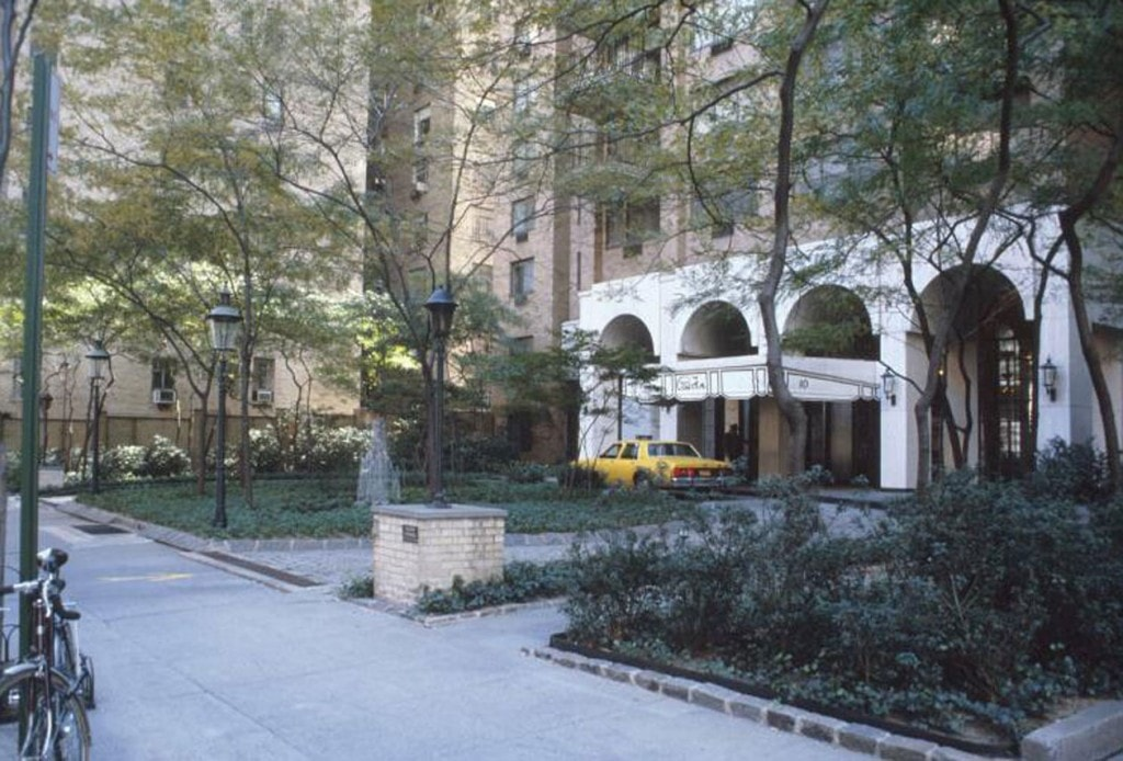 The Park Ten At 10 West 66th Street In Upper West Side