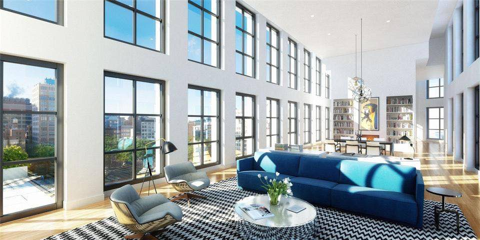 11 North Moore Street In Tribeca Luxury Apartments In
