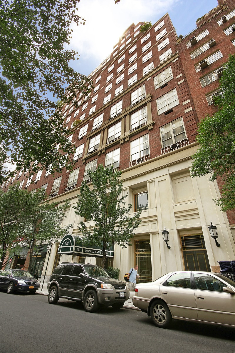 Park Avenue Court At 120 East 87th Street In Upper East