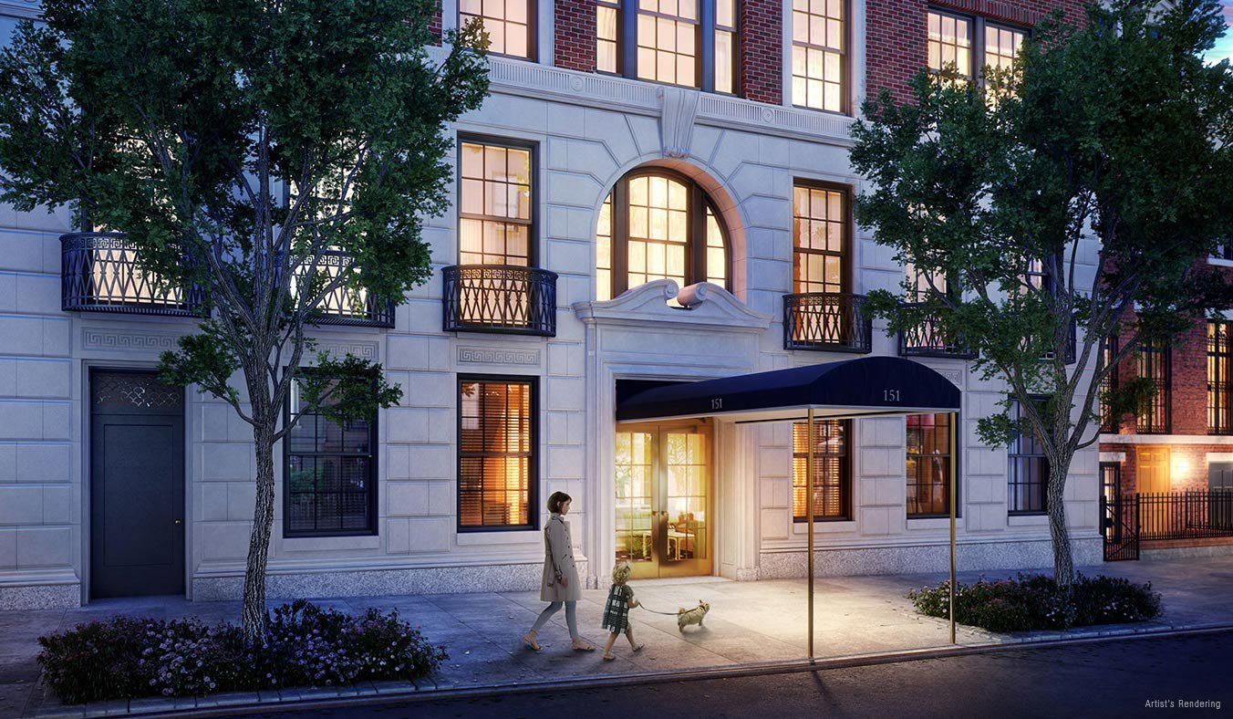 News anchor katie couric snags a 12m condo manhattan news for Upper east side houses