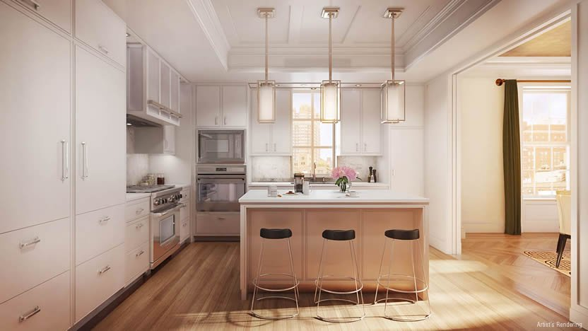 News Anchor Katie Couric Snags A 12m Condo Ny Nesting News