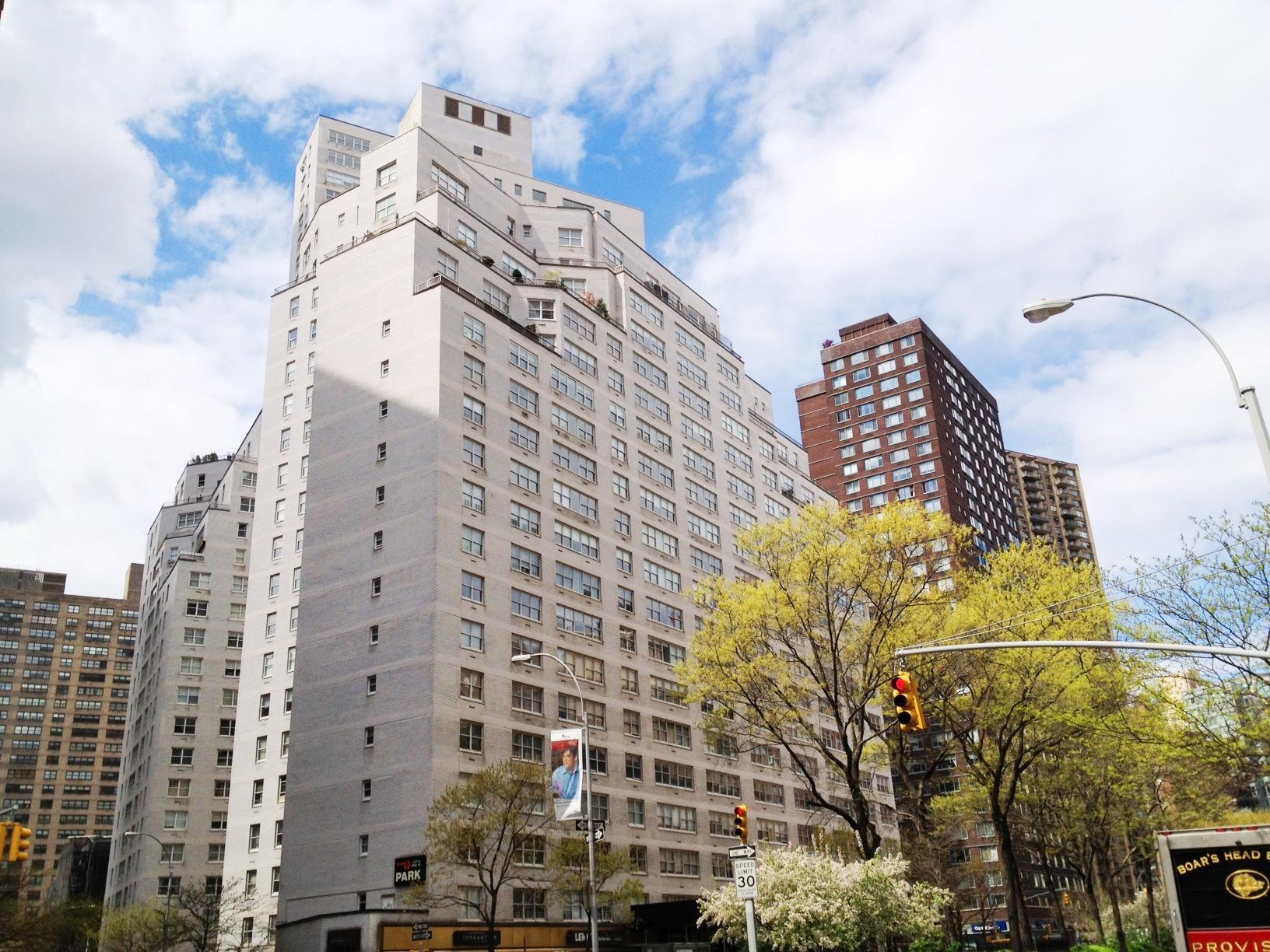 Dorchester Towers At 155 West 68th Street In Upper West