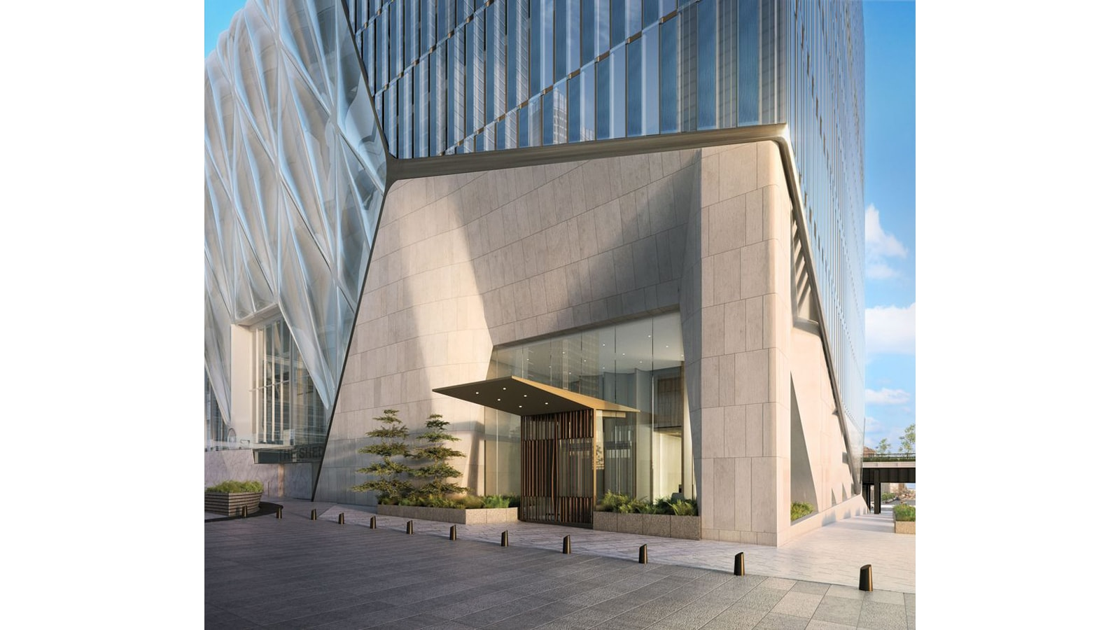 15 Hudson Yards At 501 West 30th Street In Hudson Yards Luxury Apartments In Nyc