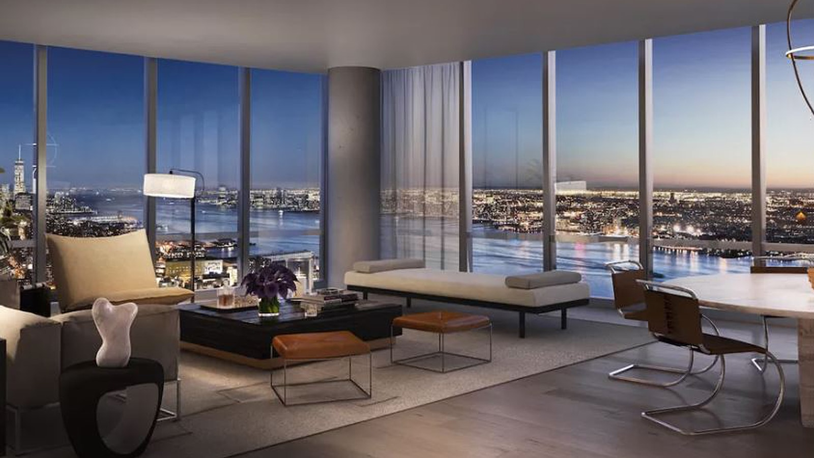 15 Hudson Yards At 501 West 30th Street In Chelsea