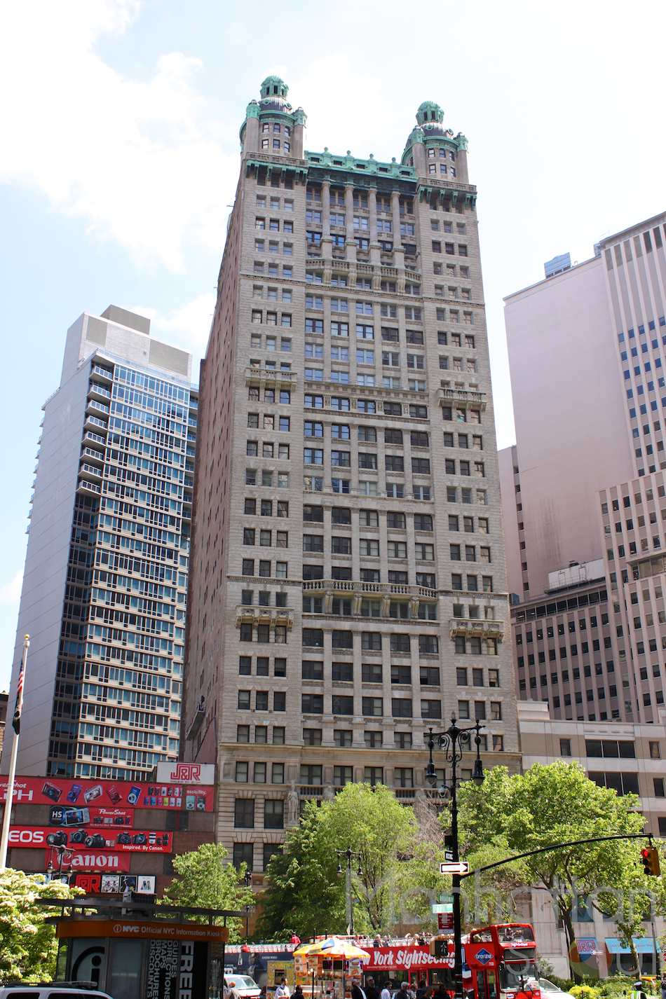 15 Park Row In Financial District Luxury Apartments In