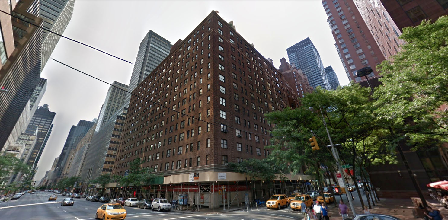 The Buchanan At 160 East 48th Street In Midtown East