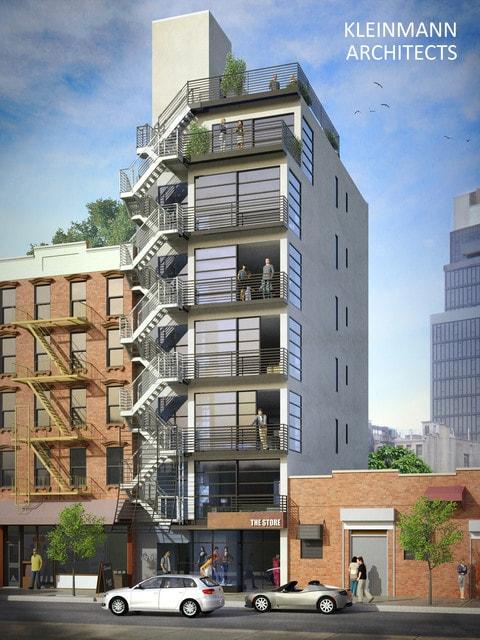 179 Ludlow Street In Lower East Side Luxury Apartments