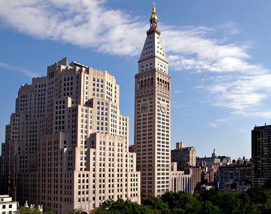 Metropolitan Life Insurance Co Tower At 1 Madison Avenue