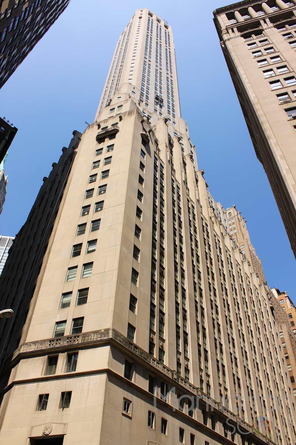 20 Exchange Place Financial District Manhattan Scout