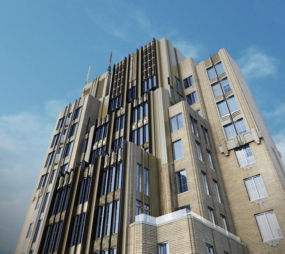 Tower 53 Condos For Sale And Condos For Rent In Manhattan: Walker Tower At 212 West 18th Street In Chelsea