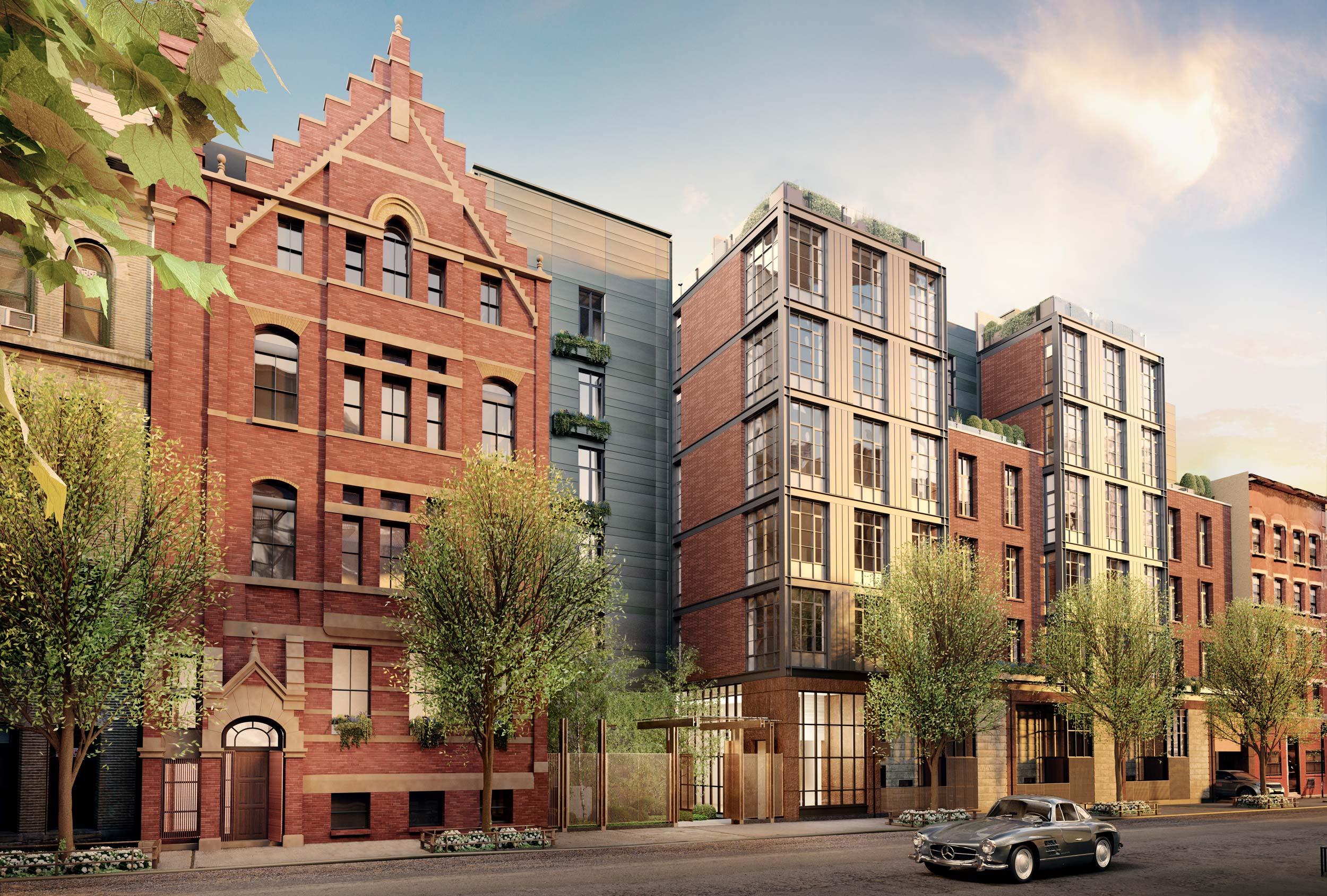 215 Sullivan Street Condominium Manhattan Scout