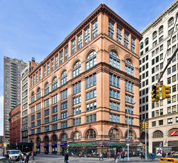 21 Astor Place In Greenwich Village