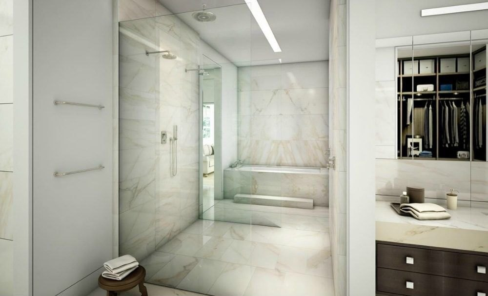 21 East 26th Street In Chelsea Clinton S Nyc Apartment Bathroom