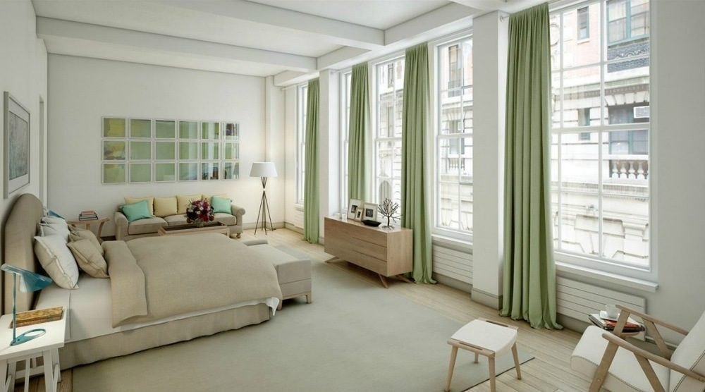 21 East 26th Street In Chelsea Clinton S Nyc Apartment Bedroom