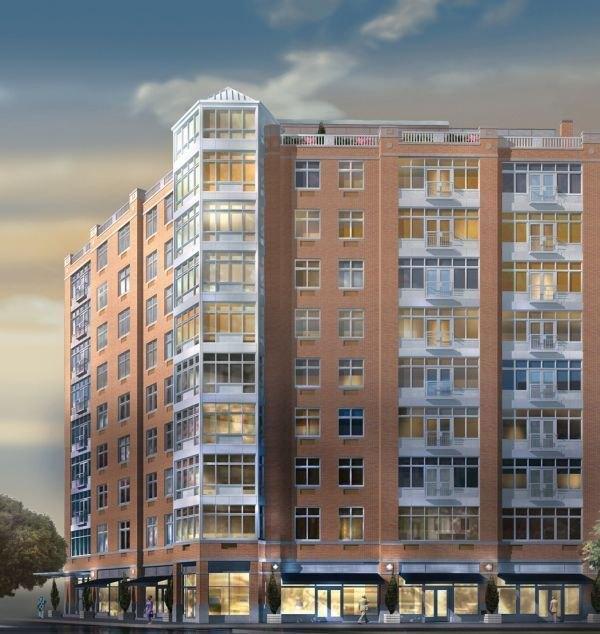 10 Light Street Apartments: Dwyer Condominium At 258 Saint Nicholas Avenue In Harlem