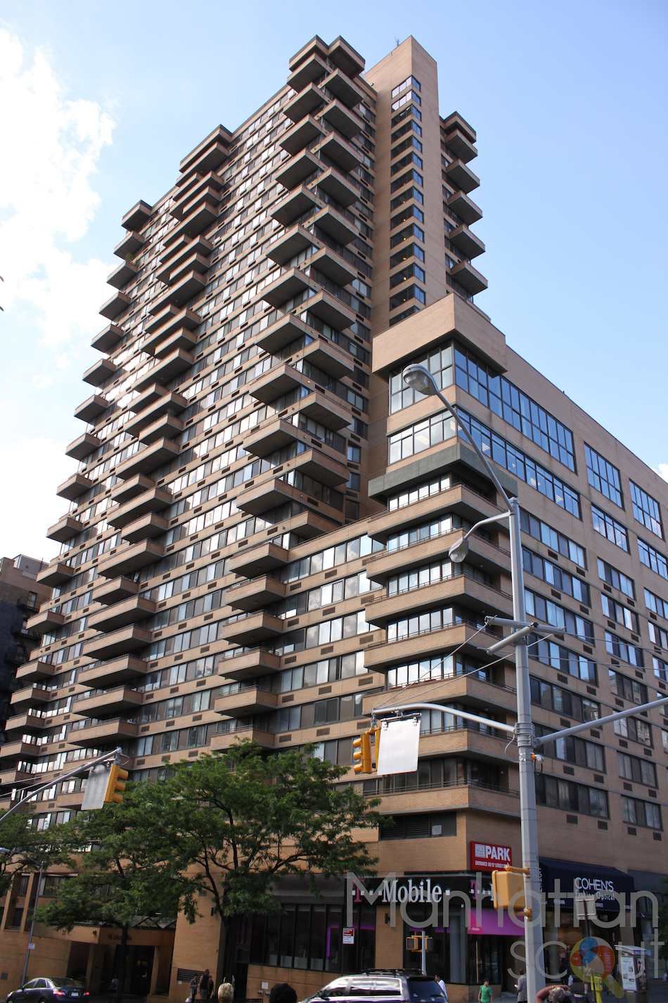 The Columbia At 275 West 96th Street In Upper West Side