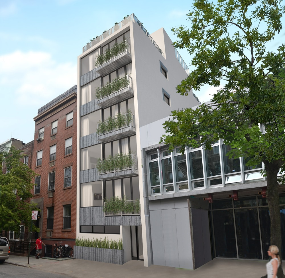 East Village Apartments: Seven East Village At 277 East 7th Street In East Village