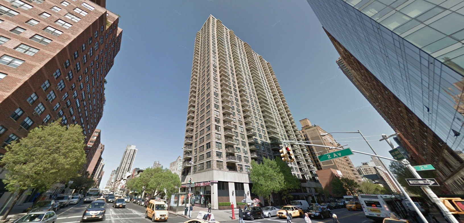 Continental Towers At 301 East 79th Street In Upper East