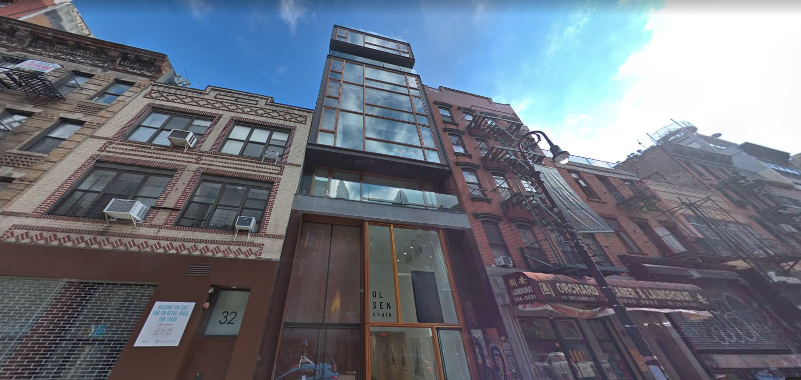 30 Orchard Street In Lower East Side Luxury Apartments