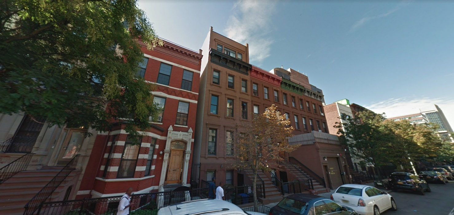 30 West 126th Street In Harlem Luxury Apartments In Nyc