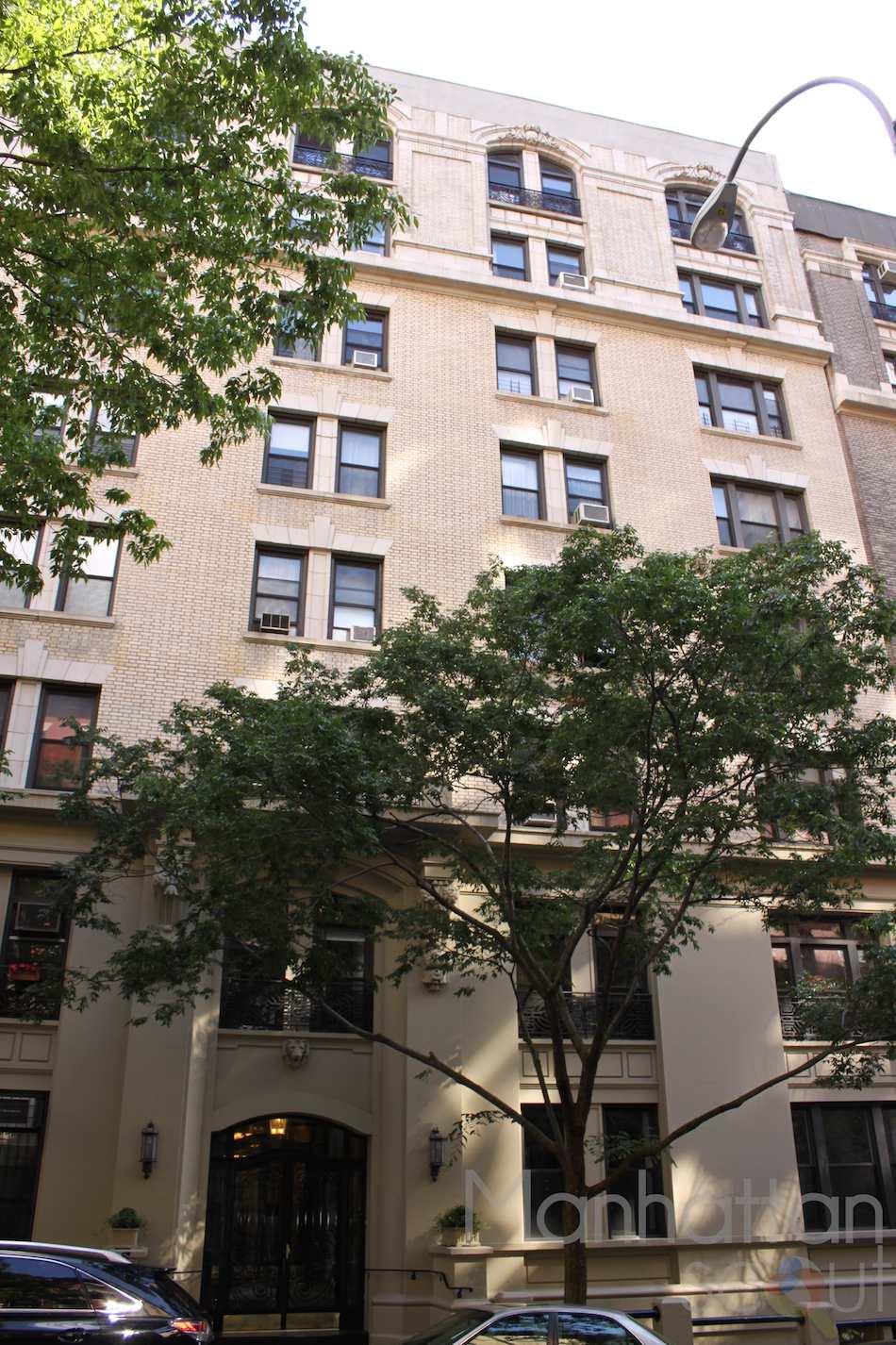 314 West 100th Street Upper West Side Manhattan Scout
