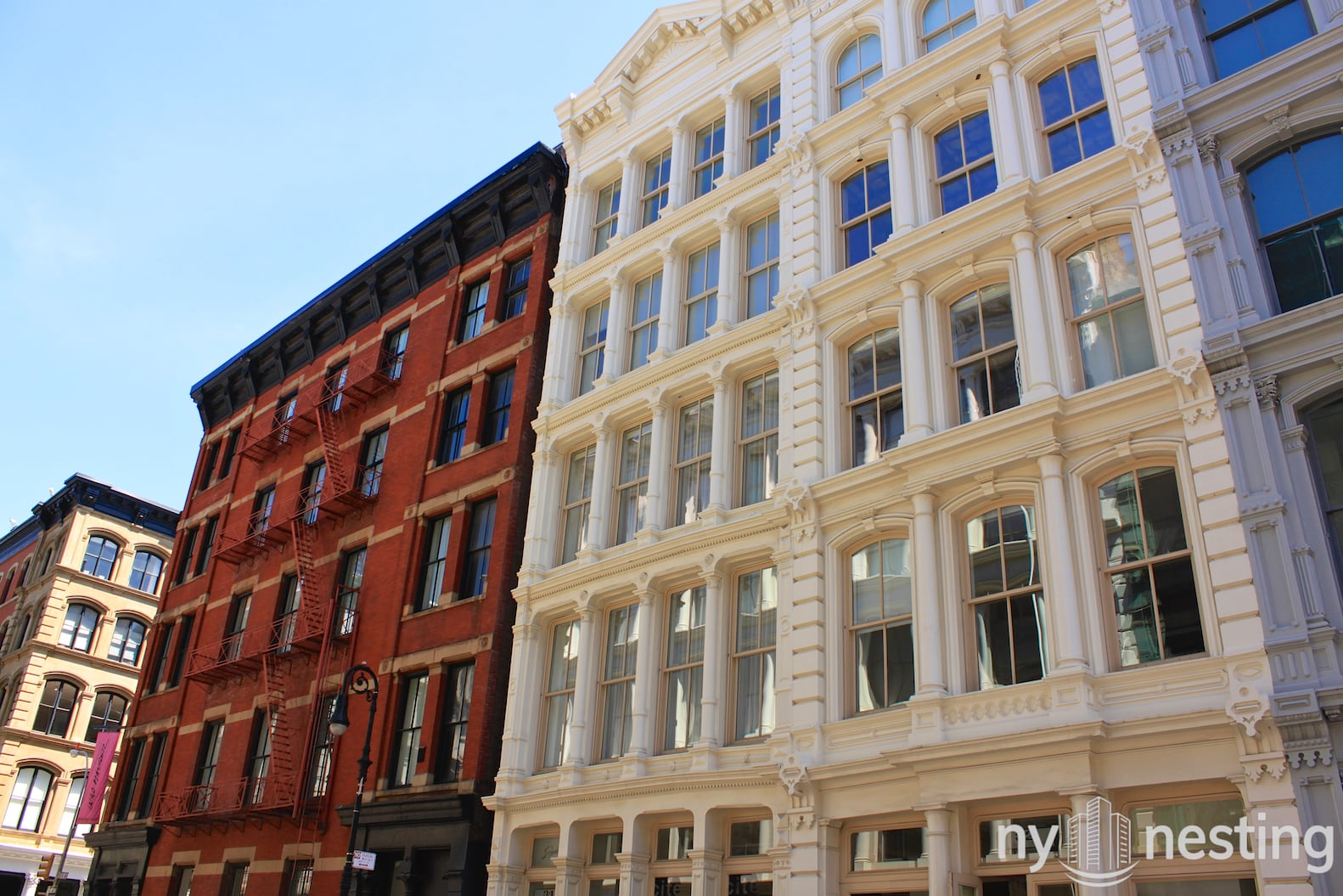 34 Greene Street In Soho Luxury Apartments In Nyc Ny