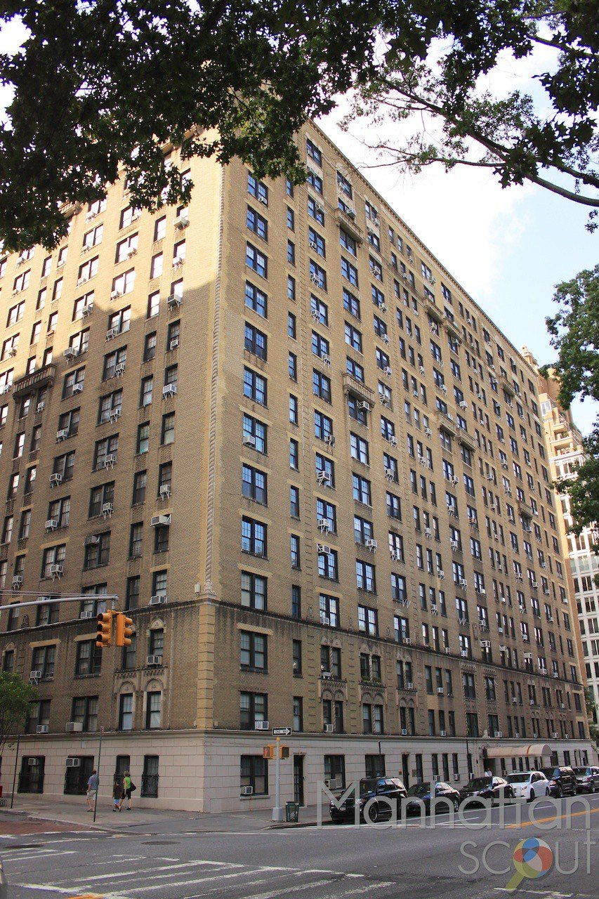 350 central park west upper west side manhattan scout for Apartments by central park
