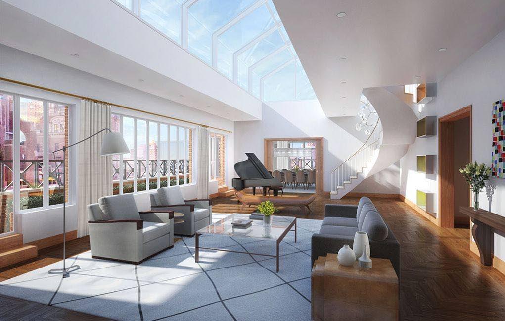 737 Park Avenue Living Room3