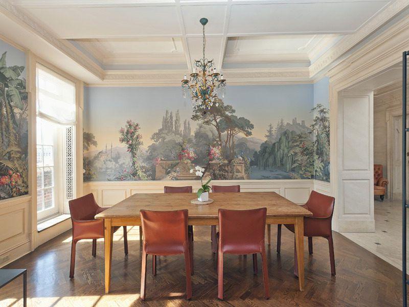 nate berkus dining room | Nate Berkus Buys New $5M Penthouse in Old Neighborhood ...