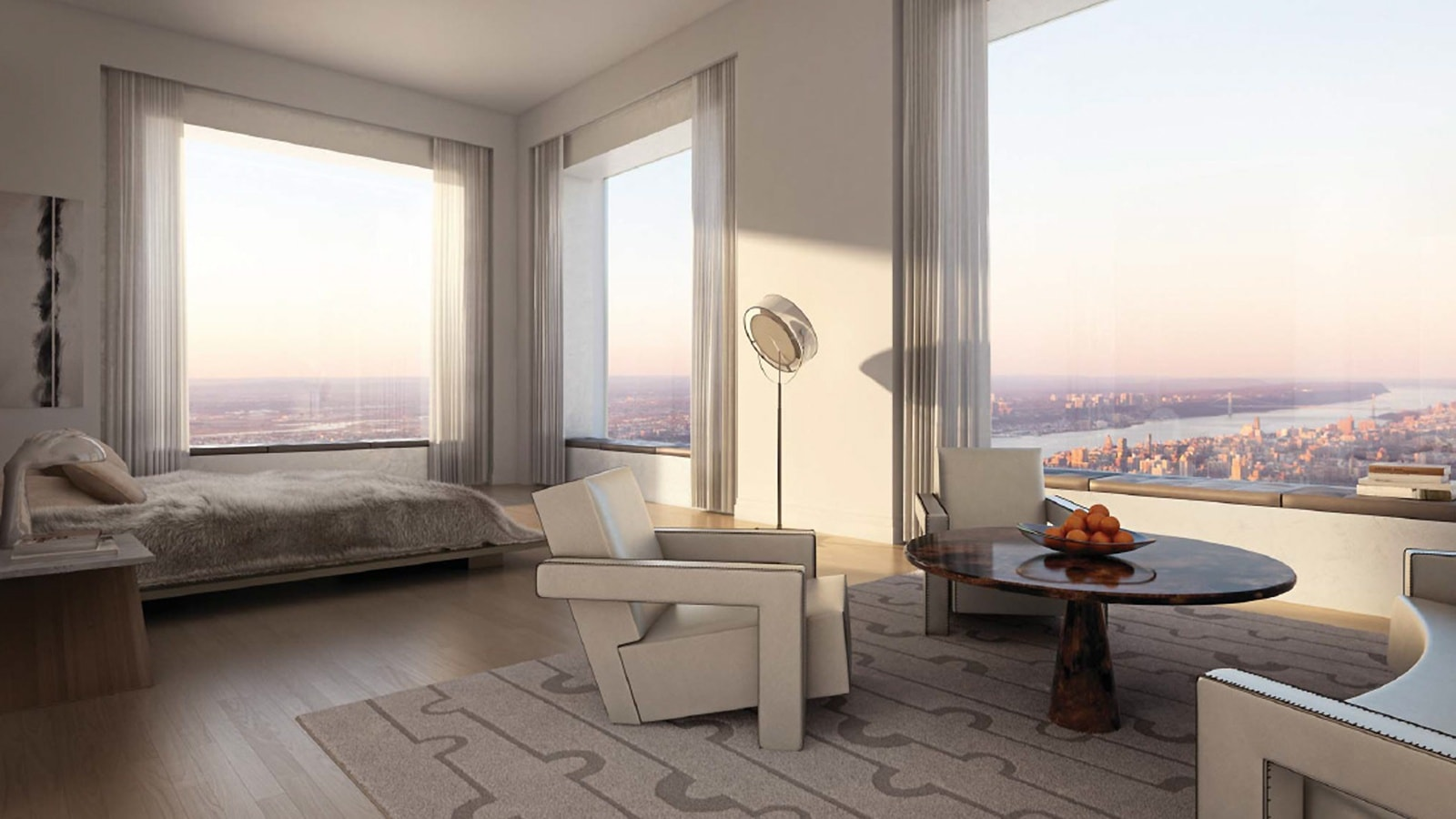 432 Park Avenue Midtown East Bedroom 2 Jpg