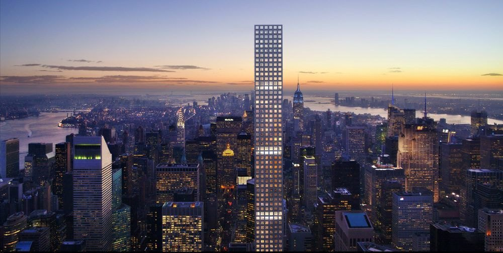 432 Park Avenue Hits the Market!