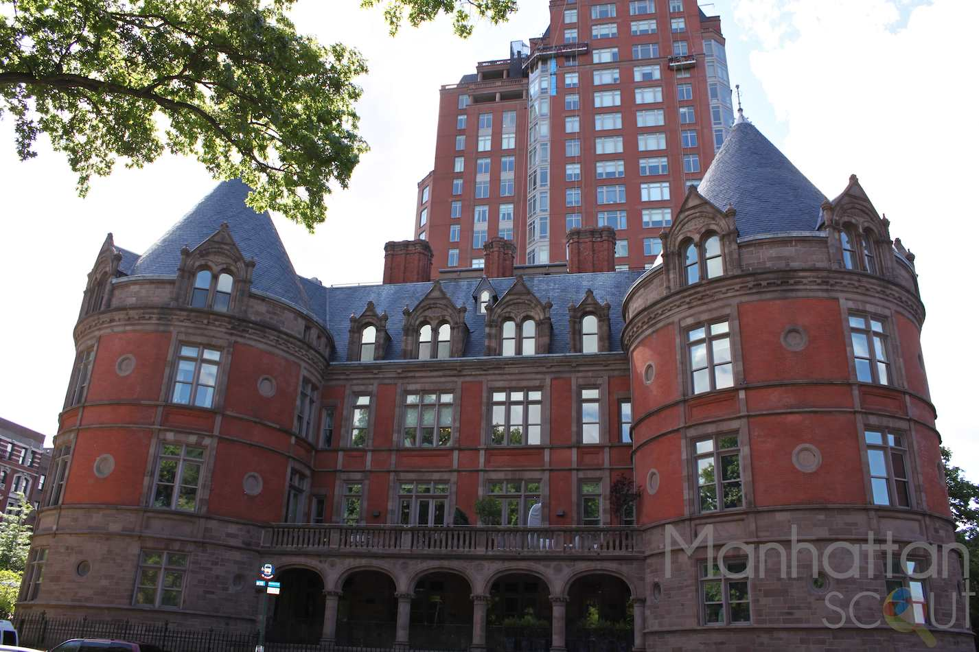 455 Central Park West In Upper West Side Luxury