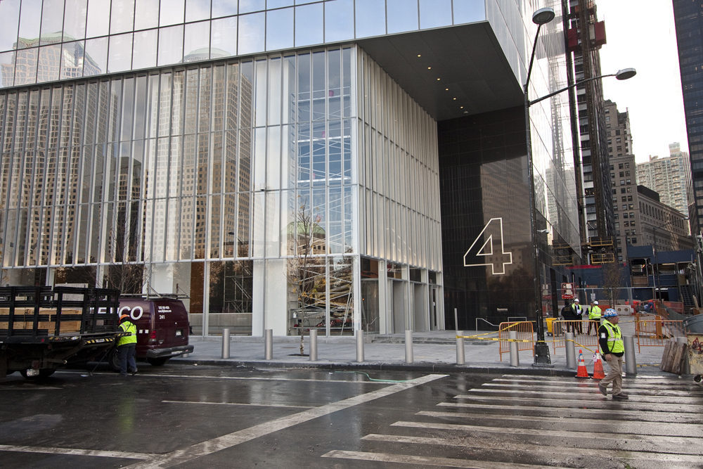 4 World Trade Center First Open on New York City Luxury Apartments