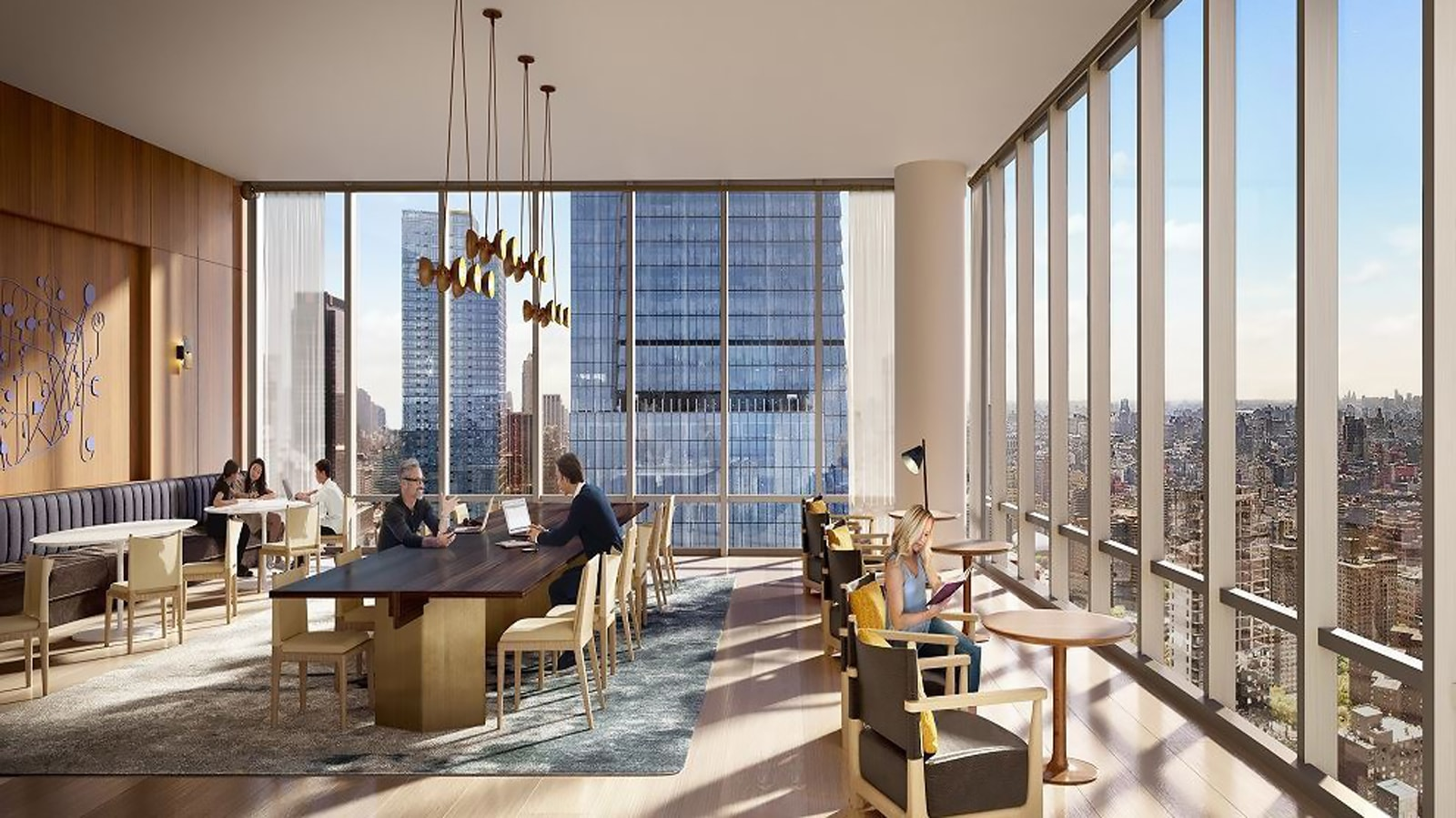 15 Hudson Yards At 501 West 30th Street In Hudson Yards