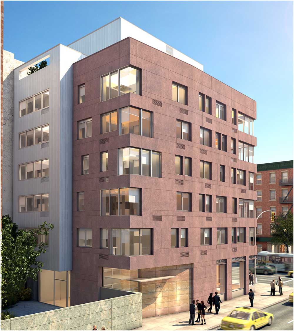 Apartment Rental Sites Nyc: Revere At 503 West 46th Street In Midtown West / Hell's