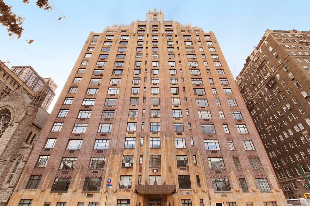 55 Central Park West In Upper West Side Luxury
