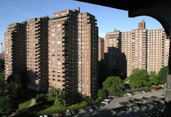 Seward Park Houses Lower East Side Manhattan Scout
