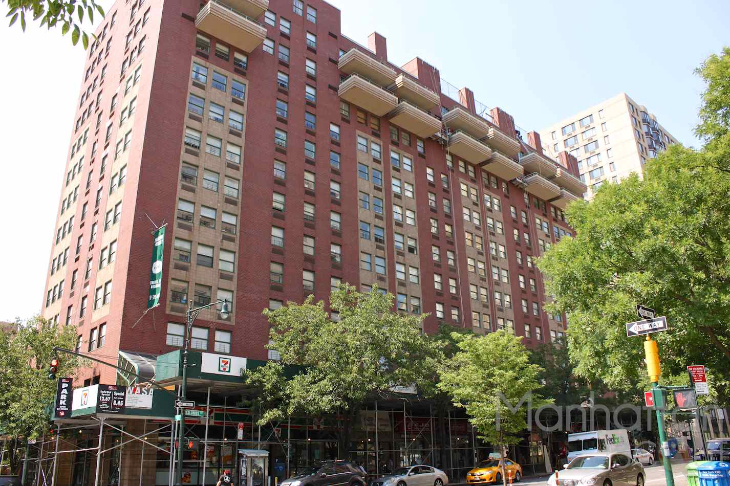600 Columbus Avenue Upper West Side Manhattan Scout