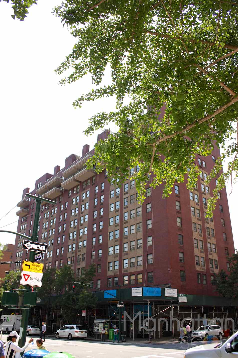 600 Columbus Avenue In Upper West Side Luxury Apartments