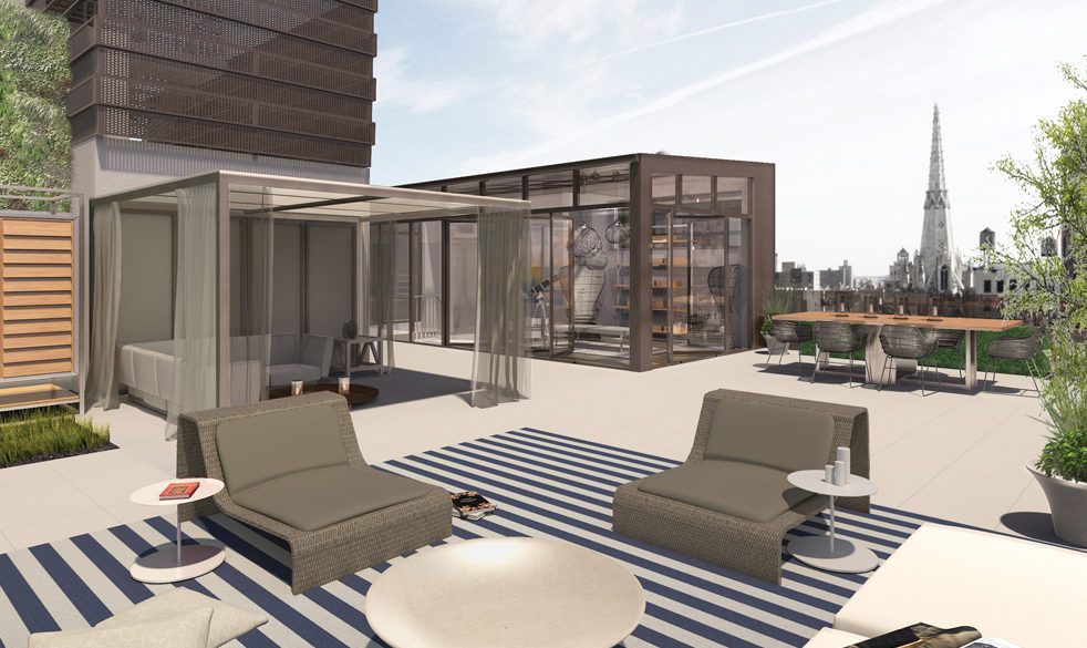 dicaprio buys green village condo manhattan news