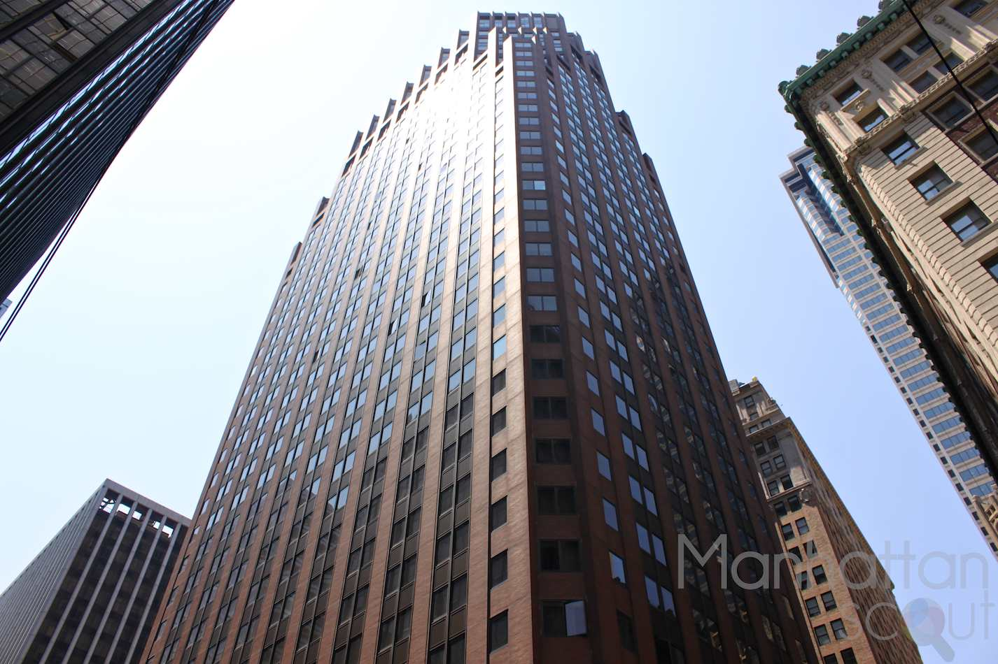 75 Wall Street In Financial District Luxury Apartments