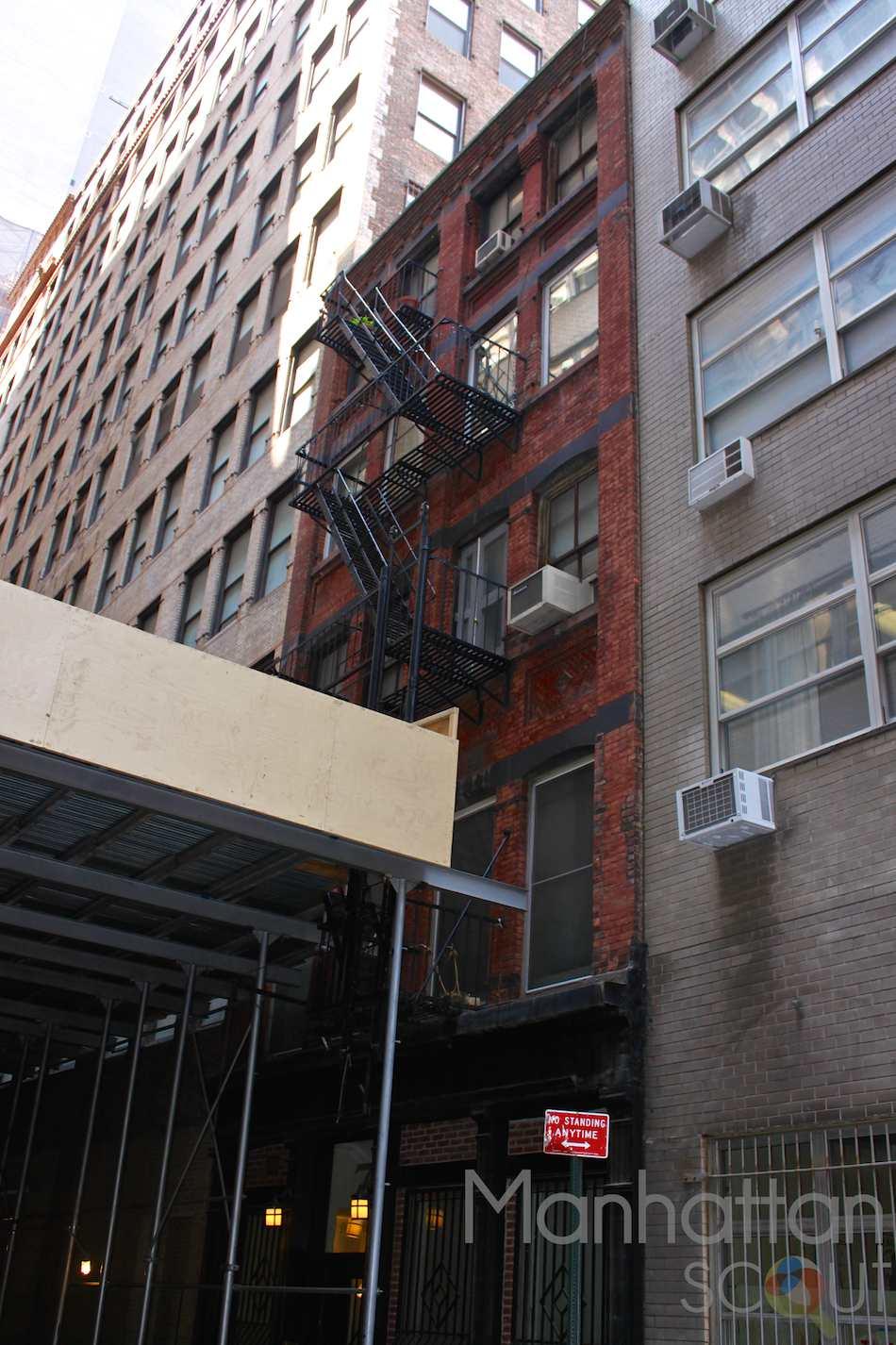 7 Dutch Street Financial District Manhattan Scout