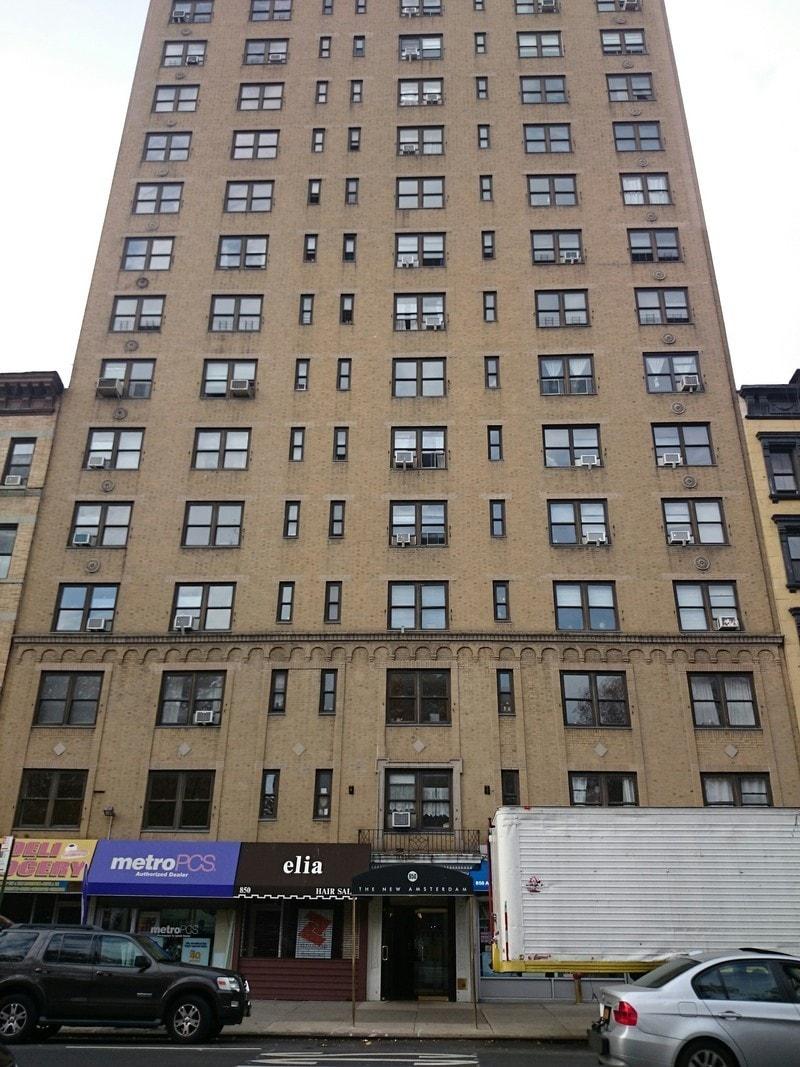 850 Amsterdam Avenue In Upper West Side Luxury