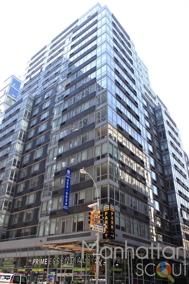88 Leonard Street In Tribeca Luxury Apartments In Nyc