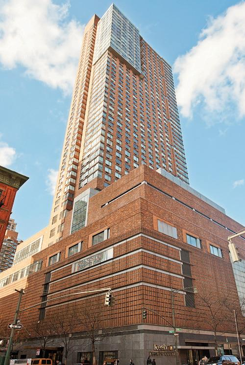 The Millennium Tower At 101 West 67th Street In Upper West