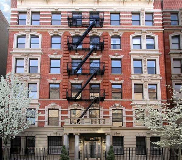 Park Lane Apartments Knebworth: The Park Lane Condominium At 118 West 112th Street In