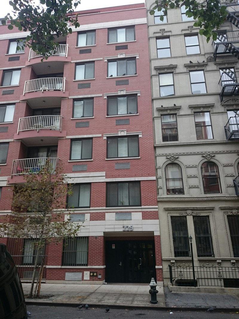 229 East 13th Street East Village Manhattan Scout