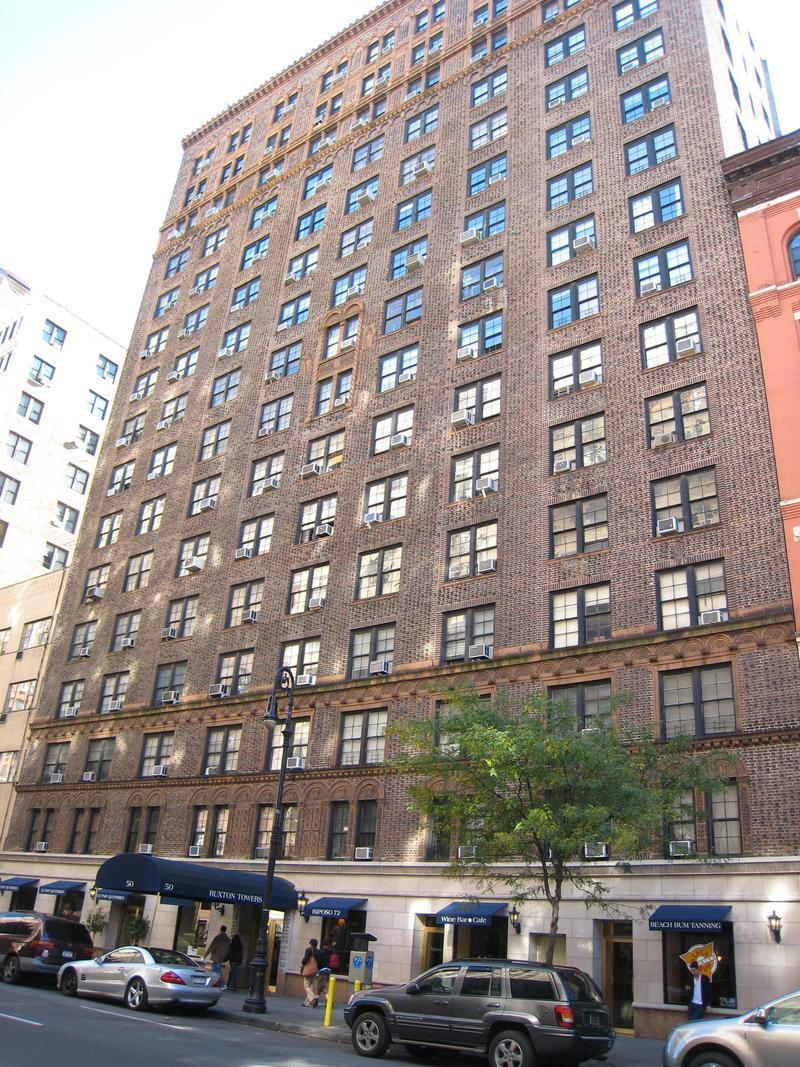Ruxton Towers At 50 West 72nd Street In Upper West Side