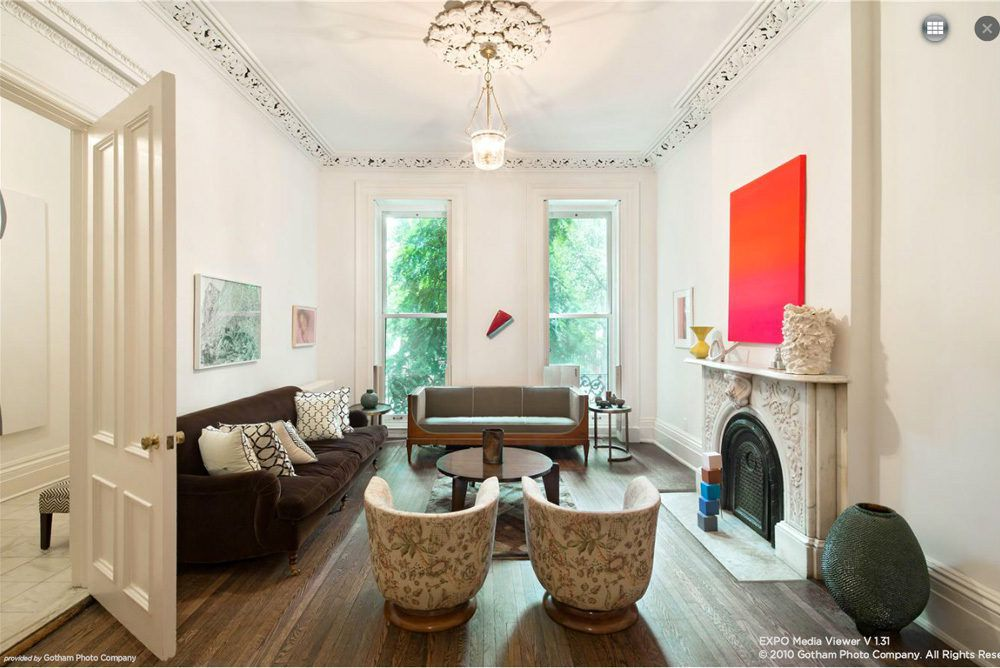 12m sought for west side story playwright s former for Tribeca townhouse for sale