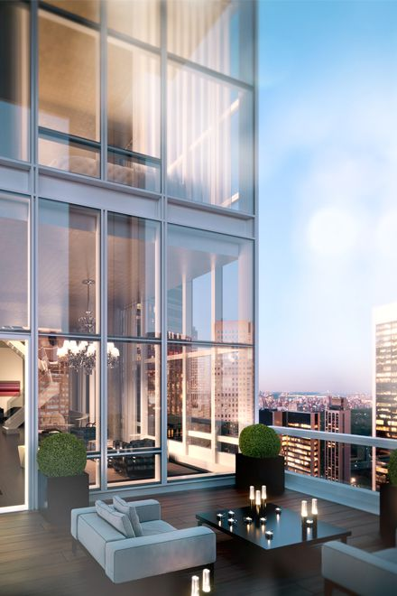 20 Something Manhattan Apartment: Baccarat Hotel And Residences At 20 West 53rd Street In